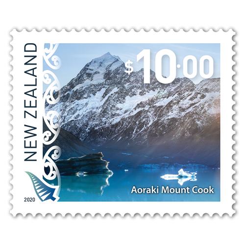 2020 Scenic Definitives $10.00 Stamp