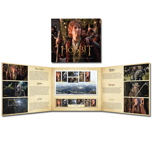 The Hobbit: An Unexpected Journey Presentation Pack