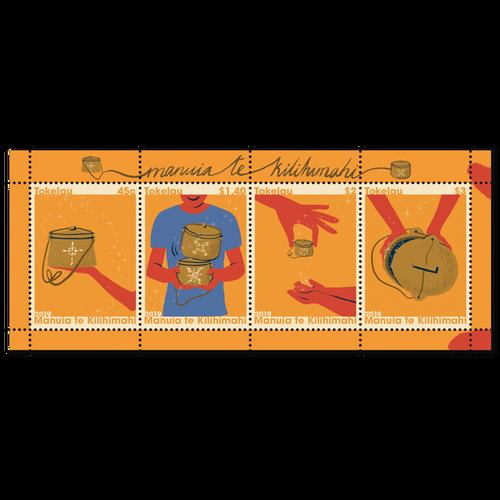 Tokelau Christmas 2019 Mint Miniature Sheet