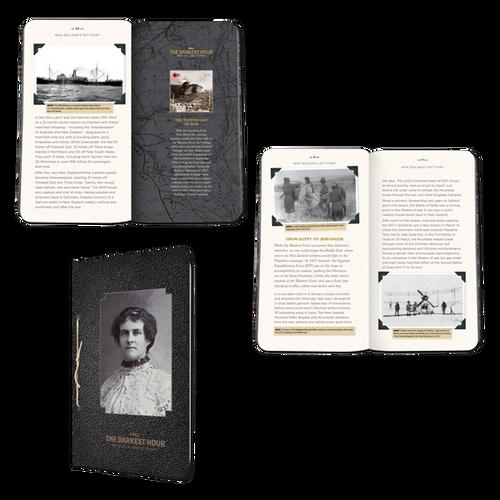 1917 The Darkest Hour Miniature Sheet Booklet
