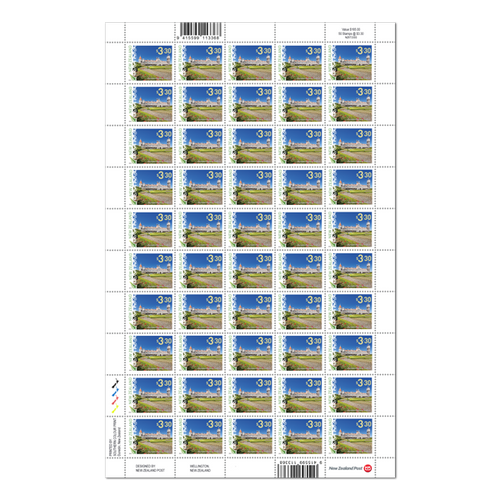 2016 Scenic Definitives $3.30 Stamp Sheet
