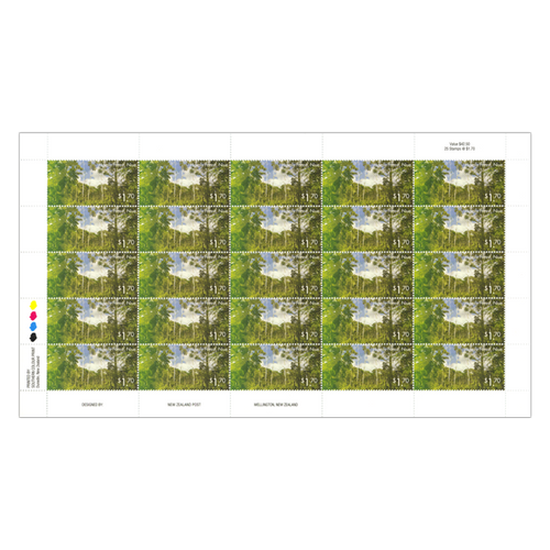 2014 Scenic Definitives - A Tour of Niue $1.70 Stamp Sheet