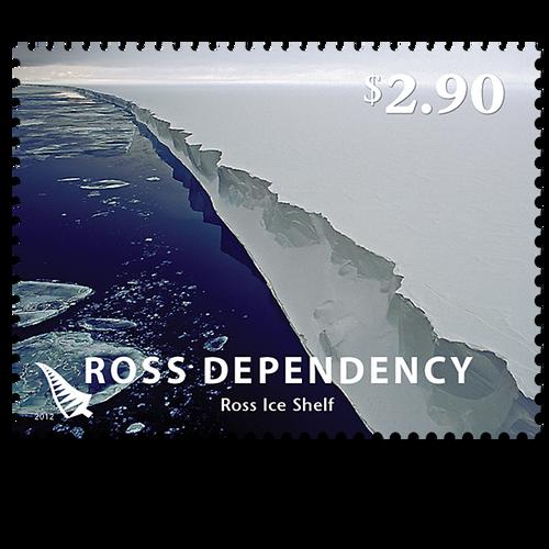 2012 Ross Dependency Definitives $2.90 Stamp