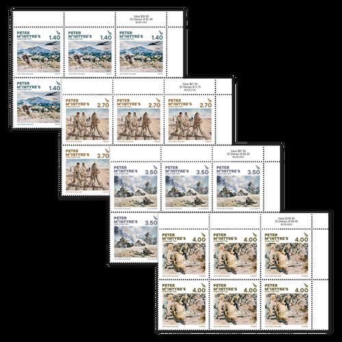 2020 Peter McIntyre's World War Two Set of Value Blocks