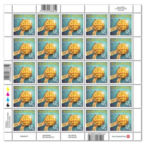 2021 Shubh Diwali $3.60 Stamp Sheet