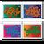 2020 Te Wiki o te Reo Maori - Maori Language Week Set of Cancelled Stamps