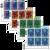 2020 Nga Hau e Wha - The Four Winds Set of Plate Blocks