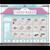 2020 Kiwi Cakes & Bakes Set of Used Stamps