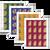 Niue Weaving 2020 Set of Stamp Sheets
