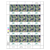 Tokelau Weaving 2020 45c Stamp Sheet