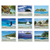 Tokelau Scenic Definitives 2012 Set of Cancelled Stamps