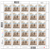 2020 Peter McIntyre's World War Two $2.70 Stamp Sheet