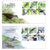 Birds of Vanuatu Definitive Set of First Day Covers