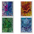 2020 Nga Hau e Wha - The Four Winds Set of Cancelled Stamps