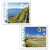 2019 Scenic Definitives Set of Cancelled Self-adhesive Stamps