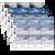 2012 Ross Dependency Definitives Set of Plate Blocks