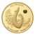 2012 Maori Art - Hei Matau Gold Proof Coin