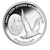 2012 New Zealand Annual Coin: Fairy Tern Silver Proof Coin
