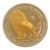 2005 The Chronicles of Narnia - The Lion, The Witch and the Wardrobe Silver Proof Coin with Gold Plating - Aslan