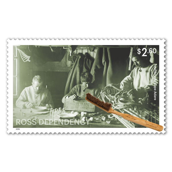 2019 Ross Dependency: Cape Adare single $2.60 gummed stamp | NZ Post Collectables