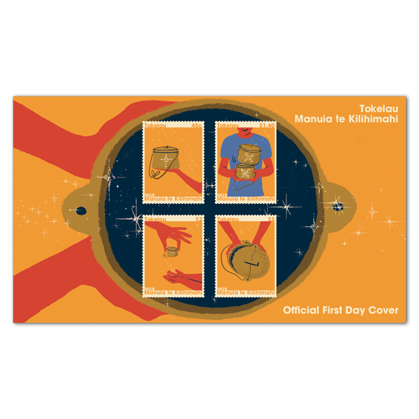 Tokelau Christmas 2019 first day cover   NZ Post Collectables