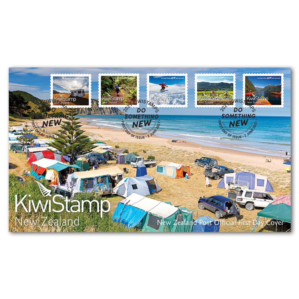 2021 KiwiStamps first day cover | NZ Post Collectables