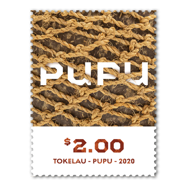 Tokelau Weaving 2020 single $2.00 gummed stamp   NZ Post Collectables