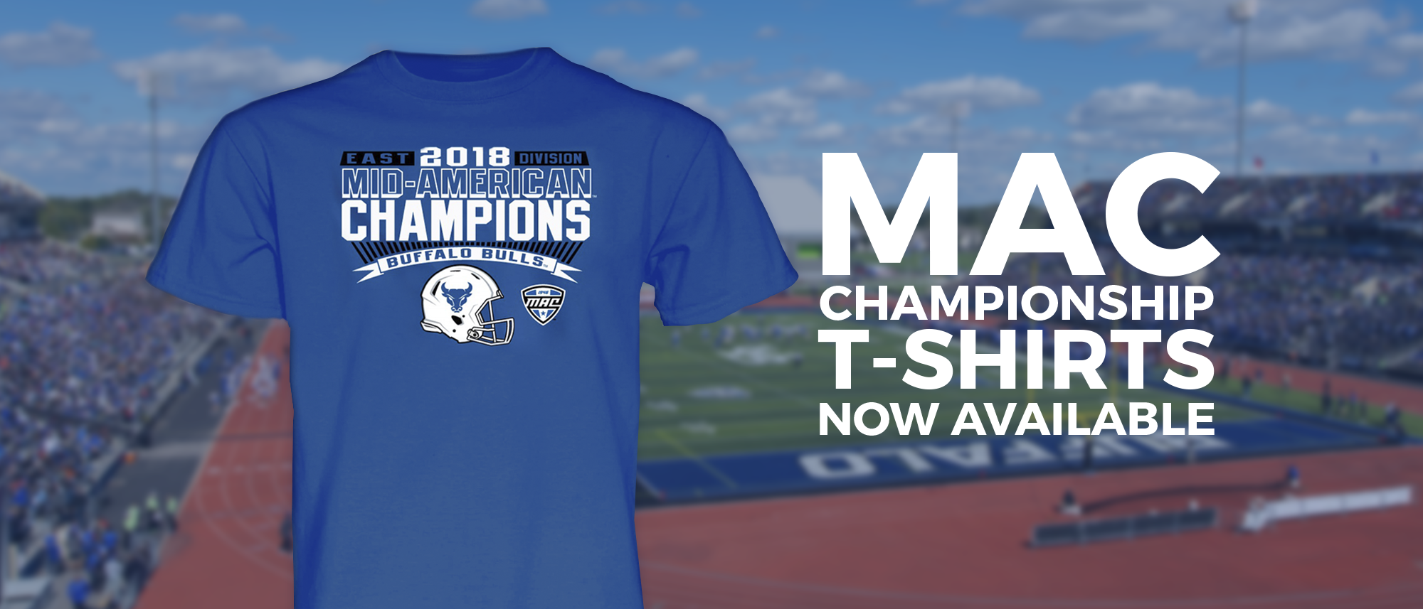 MAC Championship t-shirts now available