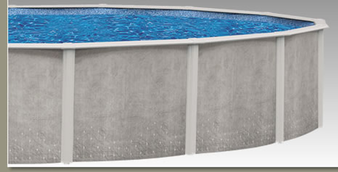 Solstice Above Ground Swimming Pool Package Ideal Pool Spa