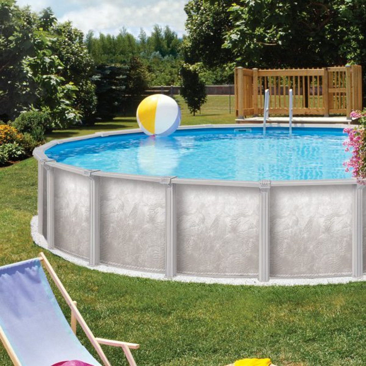 Alias Above Ground Swimming Pool Package