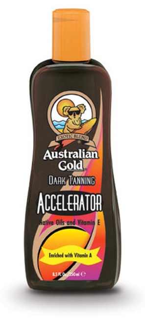 Australian Gold Accelerator Tanning Lotion