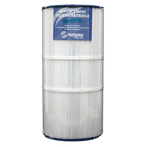 Hot Tub Filter Cartridge Hot Spring Limelight Gleam 100 Sq. Ft.