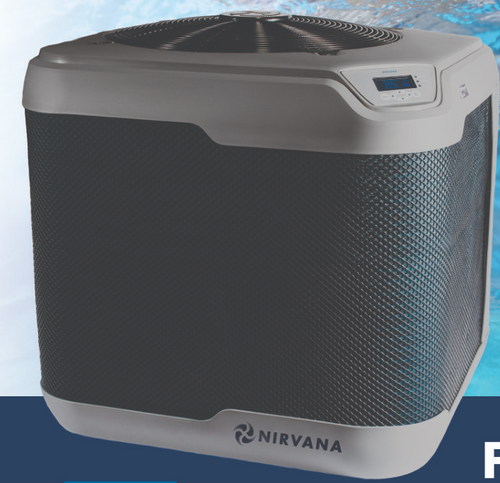 Nirvana Electric Pool Heat Pump