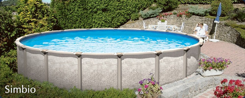 Simbio Above Ground SwimmingPool Package