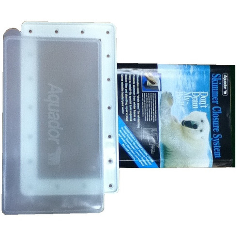 Aquador Skimmer Cover for 1090WM Above Ground Skimmer (Widemouth)