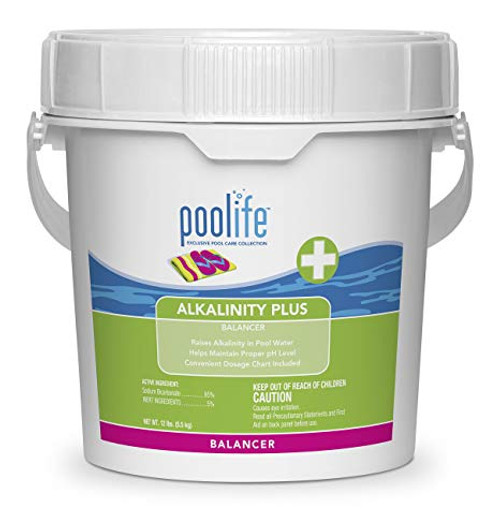 POOLIFE Alkalinity Increaser 12lb.