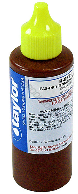 Taylor FAS-DPD Titrating Reagent 2 oz. R-0871-C