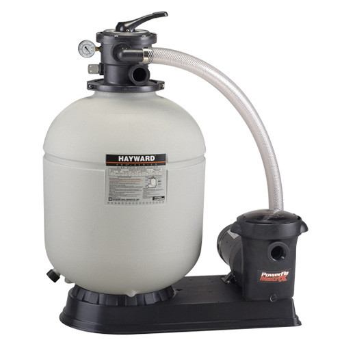 Hayward Sand Filter System - 1.5HP Pump, 250lb. Filter
