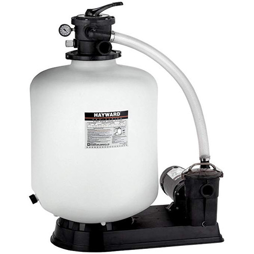 Hayward Sand Filter System - 1HP Pump, 100lb. Filter