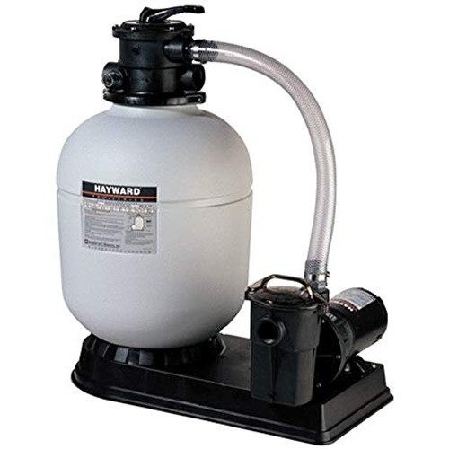 Hayward Sand Filter System - 1.5HP Pump, 150lb. Filter