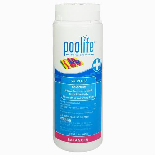 POOLIFE pH Increaser 2 lb.