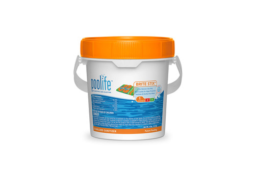 POOLIFE Brite Stix - 4 lb.