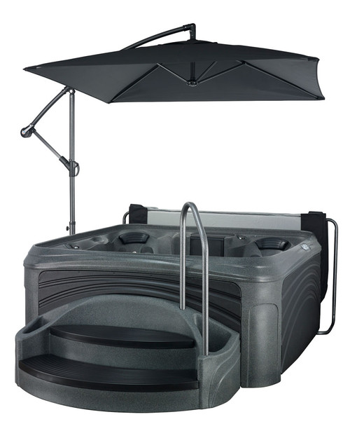 Dream Maker Cabana 3500L - 2 Pump 4 Person All-Inclusive Hot Tub