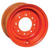 16.5x8.25 Bobcat Wheel with TR-501 Valve Stem, Fits 10-16.5 Tire