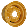 16.5x8.25 Case Wheel with TR-501 Valve Stem, Fits 10-16.5 Tire