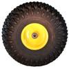 22.5x10-8 Carlisle HD Field Trax Tire on JD Wheel