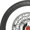 "6.70R15 American Classic Radial 2-3/4"" Whitewall"