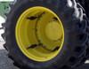 """12"""" Dual Wheel Hook"""