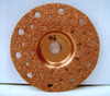 """4"""" To-Air Tire Grinding Disc 46 Grit"""