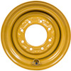 16.5x8.25 New Holland Wheel with TR501 Valve,  Fits 10-16.5 Tire